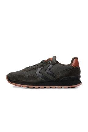 HUMMEL Kadın Spor Ayakkabı 206299 - Haki - 36