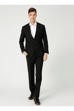 Kip Erkek Siyah Takım Elbise