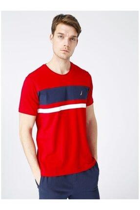 Nautica Erkek Kırmızı Polo Yaka T-shirt
