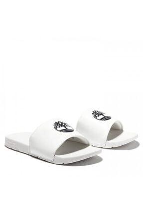Timberland Unisex Beyaz Sandal Lightweight Flip Flop Beyaz