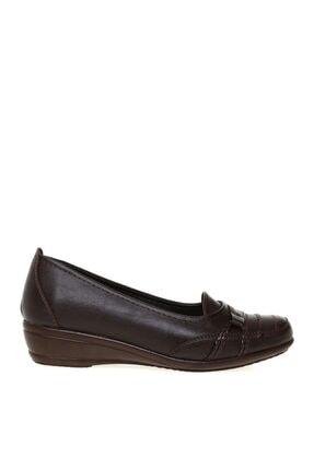 Cotton Bar Kahve Günlük Ayakkabı