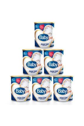 Baby Goat 1 Keçi Sütü Bazlı Bebek Sütü 400 gr X 6 Adet