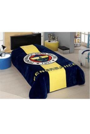 Merinos Tek Kişilik Ipek Soft Lisanslı Fenerbahçe Battaniye