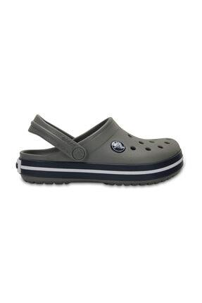 Crocs Kids Crocs Crocband Clog K Unisex Çocuk Duman Grisi Sandalet