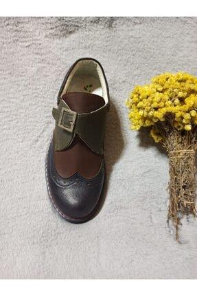 Vicco Oxford Tokalı Cırtlı Tarz Ayakkabı