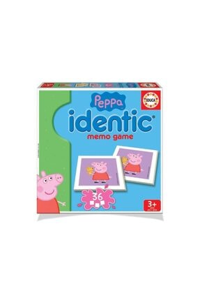 EDUCA Peppa Identic Eşleştirme Kartları 36 Parça
