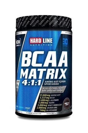 Hardline Bcaa Matrix 630 gr - Böğürtlen Aromalı
