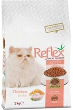 Reflex Kitten Tavuklu Yavru Kedi Maması 3 Kg