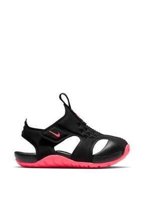 Nike Kids Kız Bebek Siyah Sandalet 943827-003