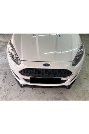 efbgarage Ford Fiesta Ön Lip Piona Black Plastik Aynı Gün Kargo