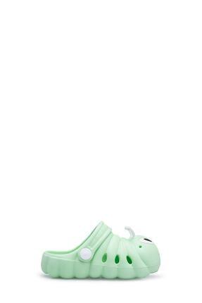 Akınal Bella Unisex Çocuk Yeşil Sandalet E082b00