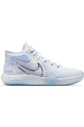 Nike Nıke Kd Trey 5 Vııı Beyaz Unisex Basketbol Ayakkabısı - Ck2090-100