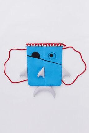 Penti Erkek Çocuk Mavi Shark Sırt Çantası