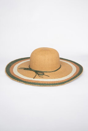Penti Çok Renkli Ethnıc Şapka