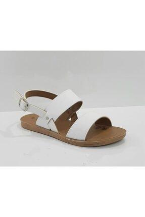 Polaris 315684.Z Beyaz Kadın Sandalet 100508324