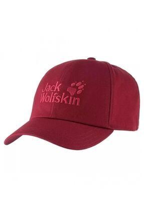 Jack Wolfskin Unisex Kırmız  Baseball Cap Şapka 1900671-2049