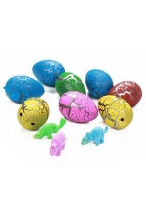 Nostaljik Lezzetler Suda Büyüyen Dinazor Yumurtası Küçük Boy 12 Adet