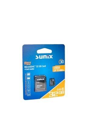 Sunix 32 Gb Micro Sd Card Hafıza Kartı