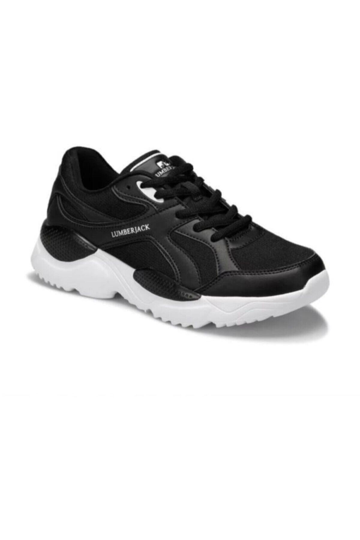 lumberjack 0m Newton Wmn Kadın Günlük Spor Ayakkabı 100497212sıyah 1