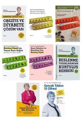 Hayykitap Prof. Dr. Canan Karatay Seti 8 Kitap