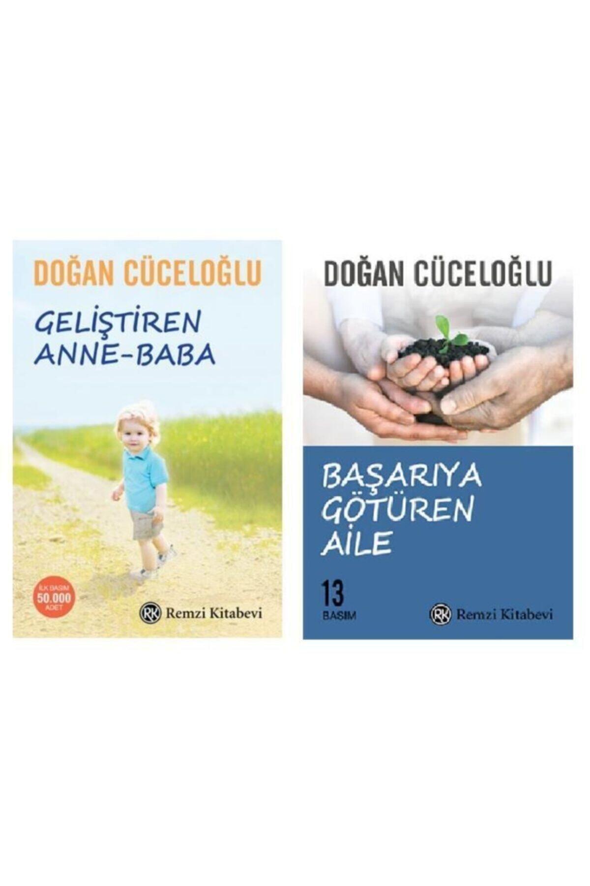 Remzi Kitabevi Geliştiren Anne Baba + Başarıya Götüren Aile 2 Kitap D. Cüceloğlu 1