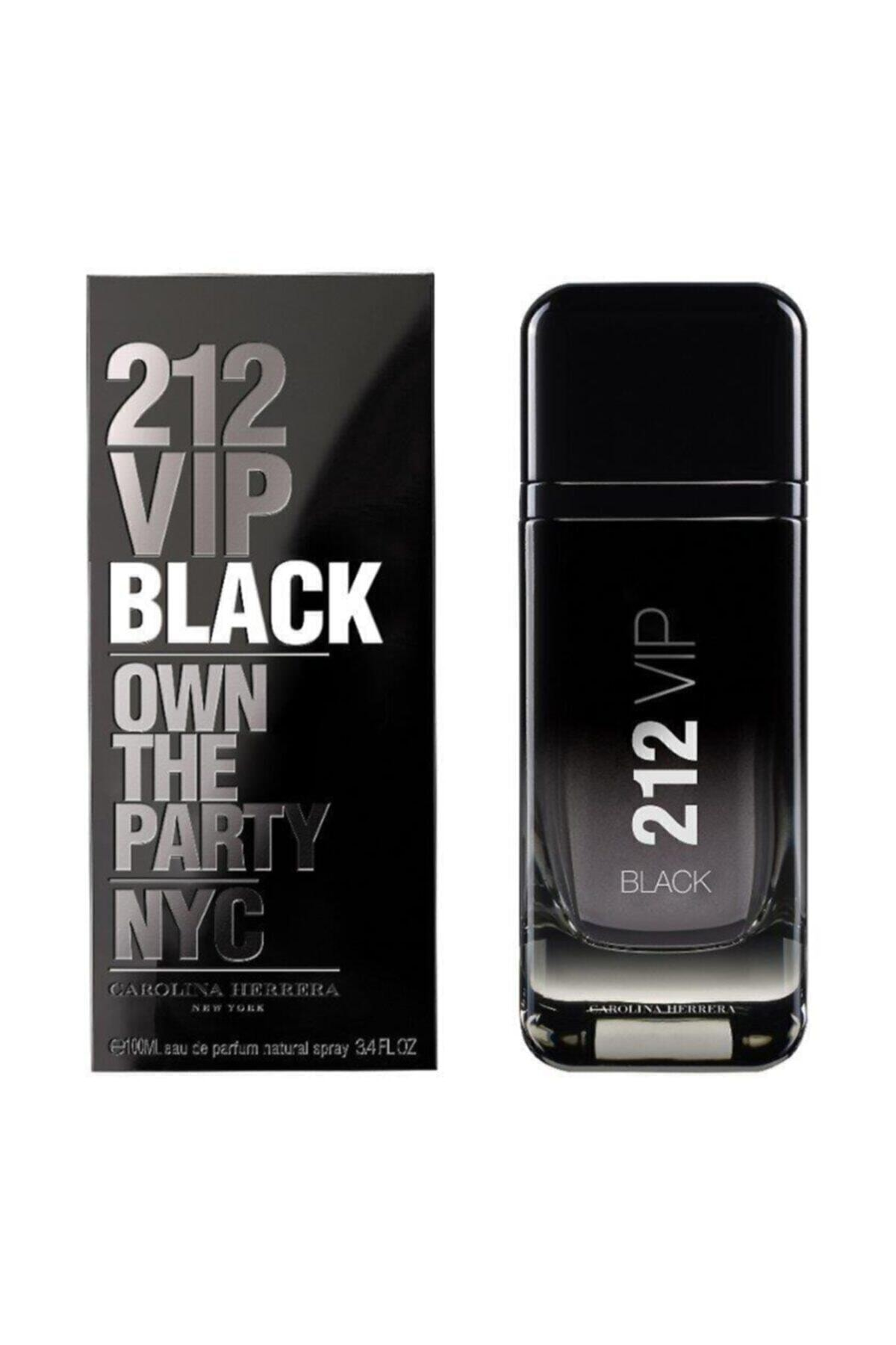 Carolina Herrera 212 Vip Men Black Edp 100 ml 1