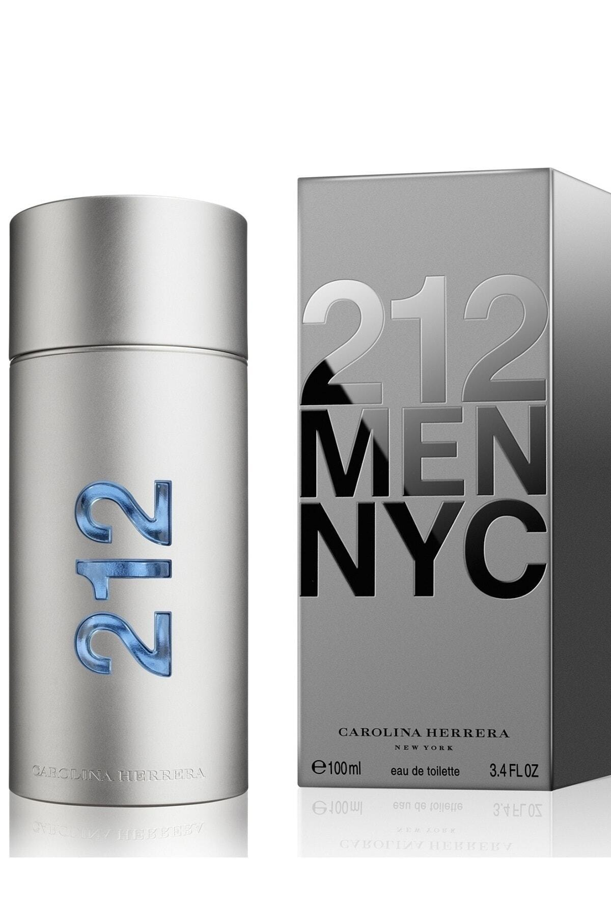 Carolina Herrera 212 Men Edt 100 ml Erkek Parfümü 1