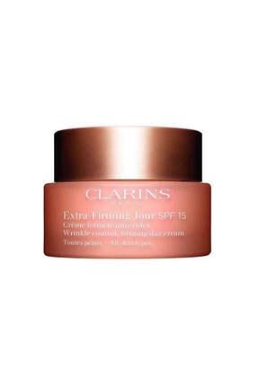 Clarins Nemlendirici Gündüz Kremi - Extra Firming Day Cream 50 Ml Spf15 3380810194807