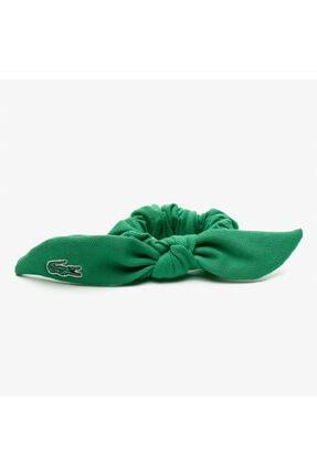 Lacoste Kadın Yeşil Saç Tokası