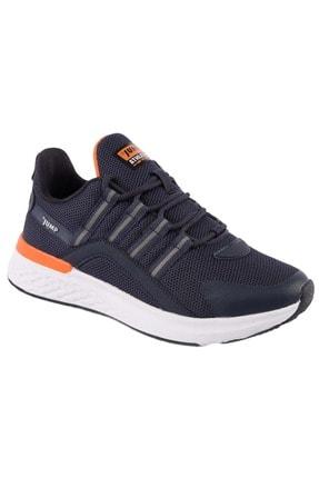 Jump Unisex Lacivert  Günlük Yürüyüş Ayakkabısı