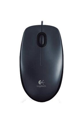 logitech 910-001793 M90 Usb 1000 Dpi Optik Kablolu Mouse Siyah