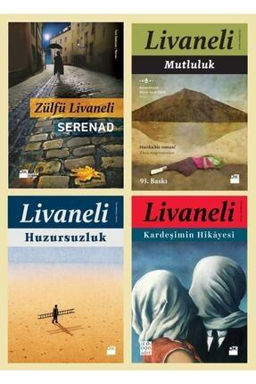 Doğan Kitap Zülfü Livaneli Seti-4 Dörtlük Set. 1- Seranad 2-kardeşimin Hikayesi 3-mutluluk 4-huzursuzluk