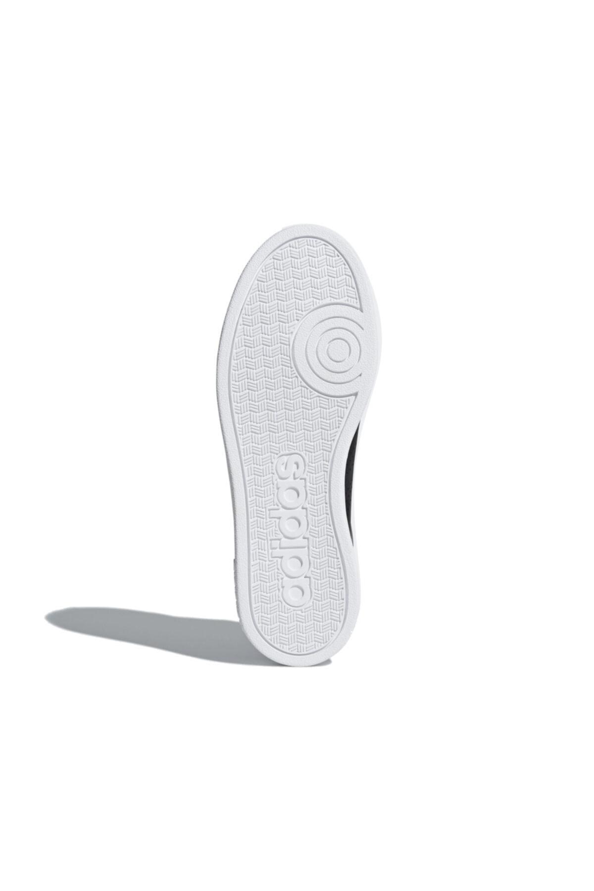adidas VS ADVANTAGE CL Siyah Pembe Kadın Sneaker 100320956 1