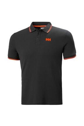 Helly Hansen Erkek Siyah Hh Kos Polo Tişört