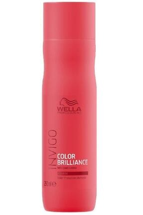 Wella Invigo Color Brilliance Renk Koruyucu Şampuan 250 ml