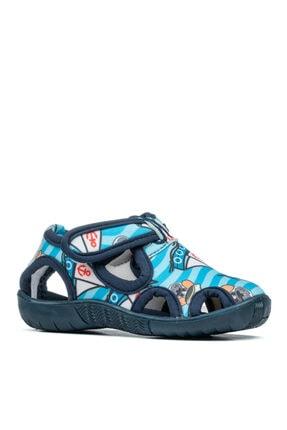 Allyup Mavi Çocuk Rahat Kreş Ayakkabısı
