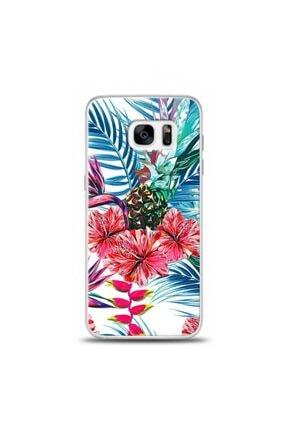 EXCLUSIVE Samsung Galaxy S7 Cicek 29 Desenli Kılıf