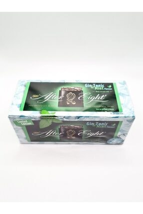 Nestle After Eight Gin Tonic Mint Flavour Nane Aromalı Çikolata 200g