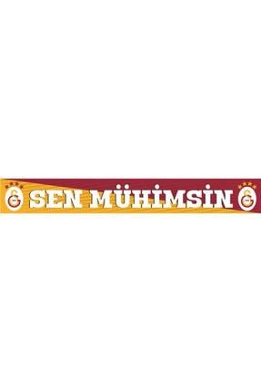 Galatasaray Sen Mühimsin Şal Atkı