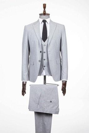 Mcr Slimfit Arnürlü Takım Elbise