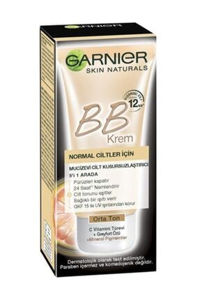 Garnier Bb Krem Mucizevi Cilt Orta Ton 18 ml