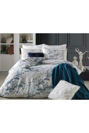 Doqu Home Comforter Set Çift Kişilik Luna