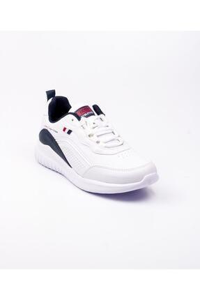 Jump 25663 Beyaz Unisex Sneaker Ayakkabı Beyaz-37