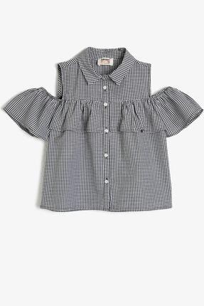 Koton Kids Firfir Detayli Gömlek