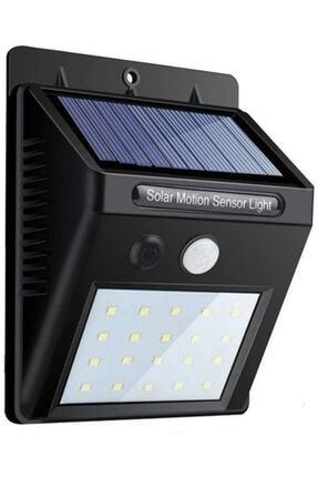 Evene Solar Led Lamba Güneş Enerjili 20 Led Şarjlı Dış Mekan Işık