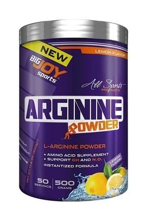 Big Joy Bigjoy Sports Arginine Powder Limon 500g