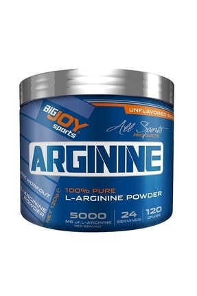 Big Joy Bigjoy Sports Arginine Powder 120g