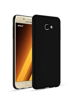 Molly Galaxy A7 2017 Uyumlu Siyah Mat Silikon Kılıf