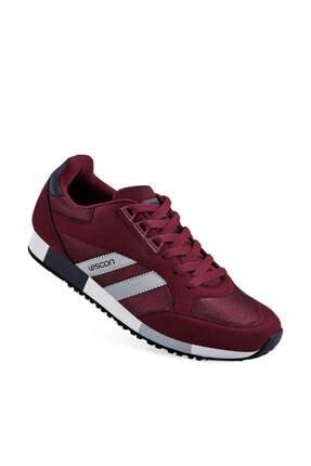 Lescon Erkek Bordo Koşu Ayakkabısı - L-4564 Walking - 17BAE004564M-008
