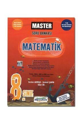Okyanus Yayınları 8. Sınıf Master Matematik Soru Bankası